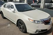 Acura TL 2009 White | Cars for sale in Lagos State, Surulere