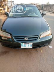Honda Accord Automatic 2004 Green   Cars for sale in Oyo State, Ido