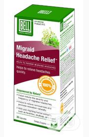 Migraid Headache Relief TM - Relieves Prevents Migraine Headaches. | Vitamins & Supplements for sale in Lagos State, Ikeja