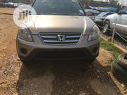 Honda CR-V 2006 Gold | Cars for sale in Abuja (FCT) State, Central Business District