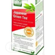 Japanese Green Tea TM - Helps With Weight Management Heart Health | Vitamins & Supplements for sale in Lagos State, Ikeja