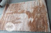 Superb 4by6 Turkey Shaggy Center Rug Impoterd Brand New | Home Accessories for sale in Lagos State, Lekki Phase 2