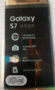 Samsung Galaxy S7 edge 128 GB Silver | Mobile Phones for sale in Abuja (FCT) State, Garki 1