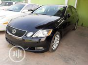 Lexus GS 300 Automatic 2008 Black | Cars for sale in Lagos State, Lagos Mainland