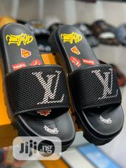 Original Louis Vuitton Slides   Shoes for sale in Lagos State, Lagos Island