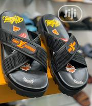 Louis Vuitton Cross Slides | Shoes for sale in Lagos State, Lagos Island