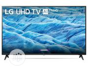 "LG 55UM7300 55"" Class 4K Smart UHD TV With Google Assistant & Alexa 
