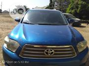 Toyota Highlander 2008 Limited Blue | Cars for sale in Abuja (FCT) State, Bwari
