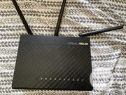 Asus RT68U Wireless Router | Networking Products for sale in Lagos State, Lekki Phase 1