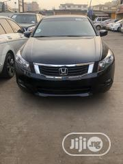 Honda Accord 2008 3.5 EX Automatic Black | Cars for sale in Oyo State, Ibadan