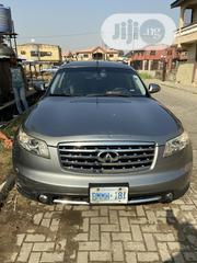 Infiniti FX35 2007 Base 4x2 (3.5L 6cyl 5A) Gray | Cars for sale in Lagos State, Amuwo-Odofin