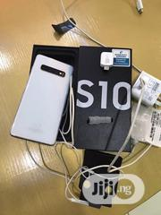 New Samsung Galaxy S10 128 GB White | Mobile Phones for sale in Rivers State, Port-Harcourt