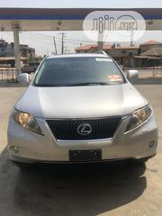 Lexus RX 2010 350 Silver | Cars for sale in Lagos State, Ikotun/Igando
