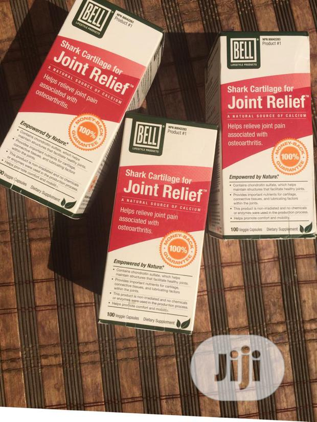 Joint Relief (Shark Cartilage)