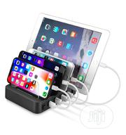 4-port USB Charging Station   Accessories for Mobile Phones & Tablets for sale in Lagos State, Ojota