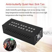 40-port Quick Charge Multiple USB Phone Charging Dock Station | Accessories for Mobile Phones & Tablets for sale in Lagos State, Ojota