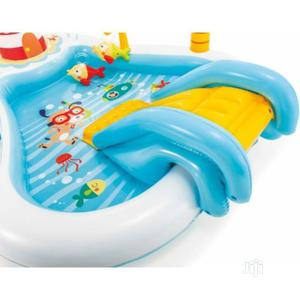 Intex Colorful Fishing Play Center
