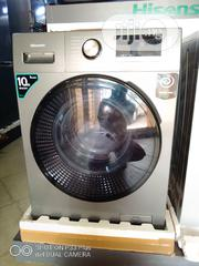 Hisense Washer & Dryer (10kg Washer/7kg Dryer) | Home Appliances for sale in Lagos State