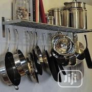 Ikea Pro Chef Style Stainless Steel Kitchen Rack - 80cm | Furniture for sale in Lagos State, Alimosho