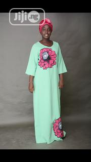 Ankara Patched Gown | Clothing for sale in Lagos State, Ajah