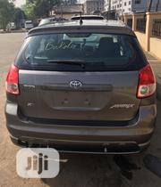 Toyota Matrix 2004 Gray | Cars for sale in Lagos State, Ojodu