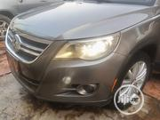 Volkswagen Tiguan 2011 S Automatic Gray | Cars for sale in Lagos State, Alimosho