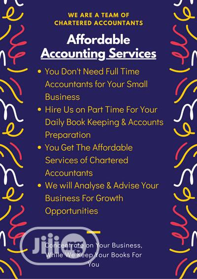Affordable Accounting Services For Your Small Business