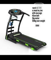 3hp Treadmill With Massager | Sports Equipment for sale in Edo State, Benin City