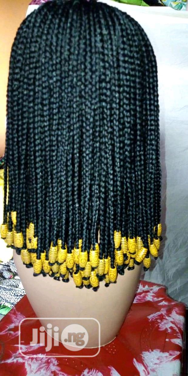 Archive: Braid Wigs