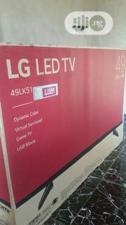 LG LED Television 49 Inches With Bracket | TV & DVD Equipment for sale in Abuja (FCT) State, Kabusa