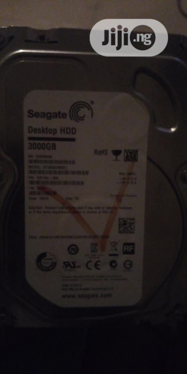 Archive: 3 TB Hard Disc