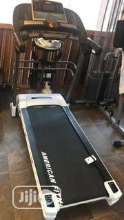 American Fitness 2.5hp Treadmill | Sports Equipment for sale in Edo State, Benin City
