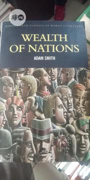 Wealth Of Nation   Books & Games for sale in Lagos State, Lagos Mainland