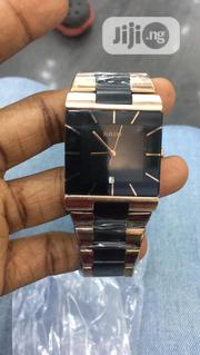 Rado Rose Gold and Black Watch | Watches for sale in Lagos State, Ikeja