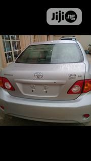 Toyota Corolla 2009 Silver | Cars for sale in Lagos State, Alimosho