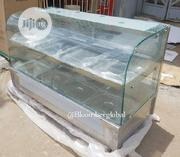 Food Warmer 8 Plates Curved Glass | Restaurant & Catering Equipment for sale in Lagos State, Ojo