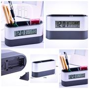 Digital Penholder With Clock Alarm For Corporate Party Souvenirs. | Home Accessories for sale in Lagos State, Ikeja