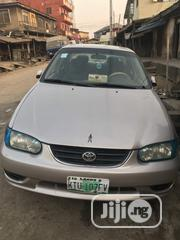 Toyota Corolla 2001 Sedan Gold | Cars for sale in Lagos State, Mushin