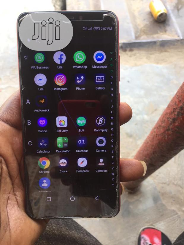 Archive: Infinix Hot 6 Pro 32 GB Red