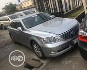 Lexus LS 2010 460 Silver | Cars for sale in Lagos State, Yaba