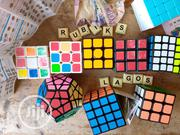 Collection Of 9 Variants Of Rubiks Cubes   Toys for sale in Lagos State, Ikotun/Igando