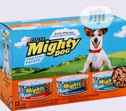 Get Your Canned Dog Food Puppy Adult Dogs Wet Food Top Quality | Pet's Accessories for sale in Lagos State, Mushin