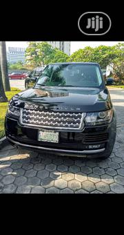 Land Rover Range Rover Sport 2015 Black   Cars for sale in Lagos State, Ikoyi
