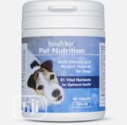 Multivitamin Supplement For Puppy And Adult Dogs 100+ Tablets | Pet's Accessories for sale in Lagos State, Surulere