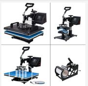 8 In 1 Digital Heat Press Machine Sublimation For T-shirt/Mug/Plate/ | Printing Equipment for sale in Rivers State, Port-Harcourt