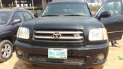 Toyota Sequoia 2003 Black | Cars for sale in Abuja (FCT) State, Central Business District