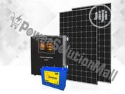 1.5kva Inverter With 200 AH Battery 2 X 200W Mono Solar Panel | Solar Energy for sale in Lagos State, Ikeja