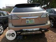 Lexus RX 2014 350 FWD Gold | Cars for sale in Abuja (FCT) State, Central Business District