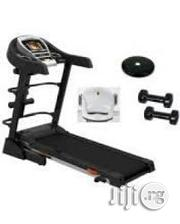 2.5 Hp Automatic Inclined Treadmill With Massager | Massagers for sale in Rivers State, Port-Harcourt