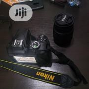 Nikon D3300 Professional DSLR Camera + 18-55mm Lens for ASAP Sales | Photo & Video Cameras for sale in Lagos State, Ajah